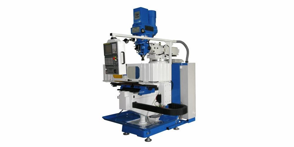 CONVENTIONAL AND CNC MILLING MACHINES